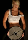 Girls with muscle