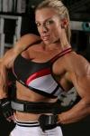 Girl with muscle - Debi Laszewski