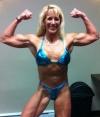 Girl with muscle - Linda Brodeur