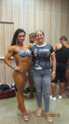 Girl with muscle - Day Oliveira