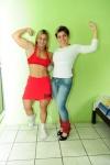 Girl with muscle - Sheila Vieira, Kaprice Goncalves