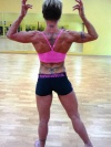 Girl with muscle - Jessica Bowman