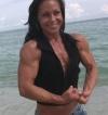 Girl with muscle - Kari Williams
