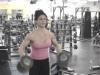 Girl with muscle - Lisa Moordigian