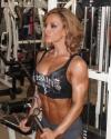Girl with muscle - Ava Cowan