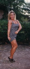Girl with muscle - Judy Serpa