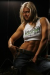 Girl with muscle - Irina Ryabova