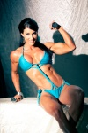 Girl with muscle - Samantha Baker