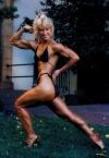 Girl with muscle - Angela Higinbotham
