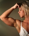 Girl with muscle - kristen curlee