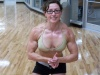 Girl with muscle - Mary Monoc (musclegal1111)