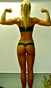 Girl with muscle - Stephanie Fischer