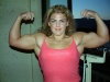 Girl with muscle - April Zaveta