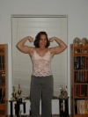 Girl with muscle - Ginny