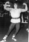 Girl with muscle - Liane Dufresne