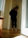 Girl with muscle - Larisa Hakobyan