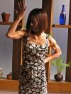 Girl with muscle - Misato (aka Midori)