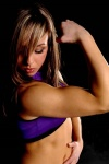 Girl with muscle - Tiana Ringer