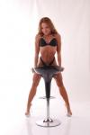 Girl with muscle - Bojana Vasiljevic-Obradovic