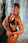 Girl with muscle - Carla Hampshire