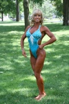 Girl with muscle - Cindy Currie