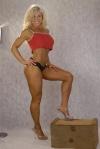 Girl with muscle - Katrinka Knox Danielson