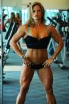 Girl with muscle - Megan Aran