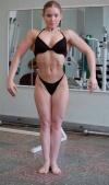 Girl with muscle - Ekaterina Bakhrakh