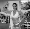 Girl with muscle - Joe Anne Cowin