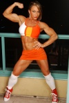 Girl with muscle - Autumn Raby
