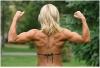 Girl with muscle - JoAnne Michiels
