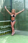Girl with muscle - Monica Bermudez