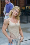 Girl with muscle - Tracy Beckham