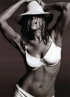 Girl with muscle - Sarah Jessica Parker