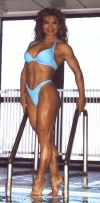 Girl with muscle - Brigitte Javell
