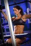 Girl with muscle - amanda martz