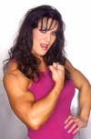 Girl with muscle - Joanie Laurer aka Chyna