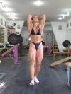Girl with muscle - Raluca Raducu