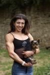 Girl with muscle - Martina Hornakova