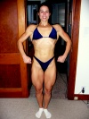 Girl with muscle - Kelly Bigliazzi
