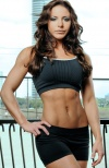 Girl with muscle - Nicole Negrin