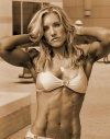 Girl with muscle - briana zolak