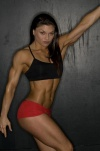 Girl with muscle - Jenny Barry