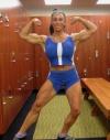 Girl with muscle - Caroline Krakower