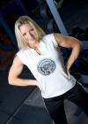 Girl with muscle - Nicole Spurgeon