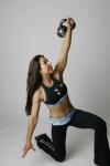 Girl with muscle - Lisa Balash