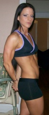 Girl with muscle - Becky (Nightbird573)
