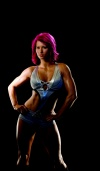 Girl with muscle - Jennifer Widerstrom