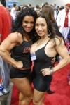 Girl with muscle - Debbie Bramwell / Denise Masino