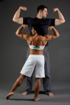 Girl with muscle - Venus Nguyen